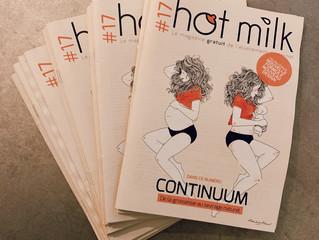 Hot Milk !