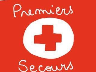 Ateliers premiers secours : prochaines dates !