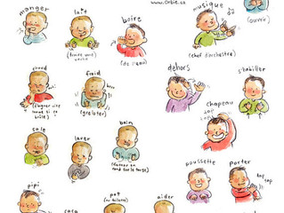 Ateliers Découverte Signes avec Bébé