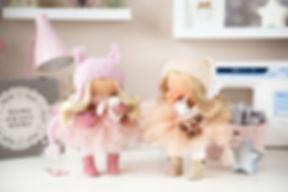 Ballett-Puppen