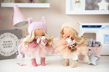 Muñecas de ballet