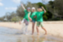Tangalooma EcoMarines Care 4 Country Coo