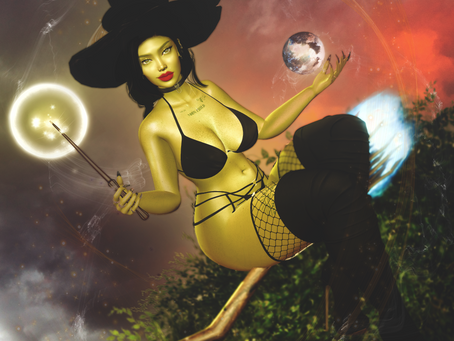 161. The Baddest Witch