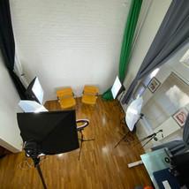 Overhead Studio Image