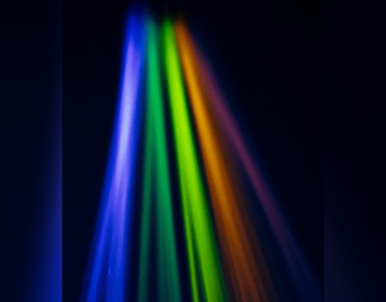 Rainbow Bridge over Stonewall