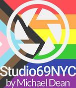 Studio69NYC by Michael Dean Pride Logo