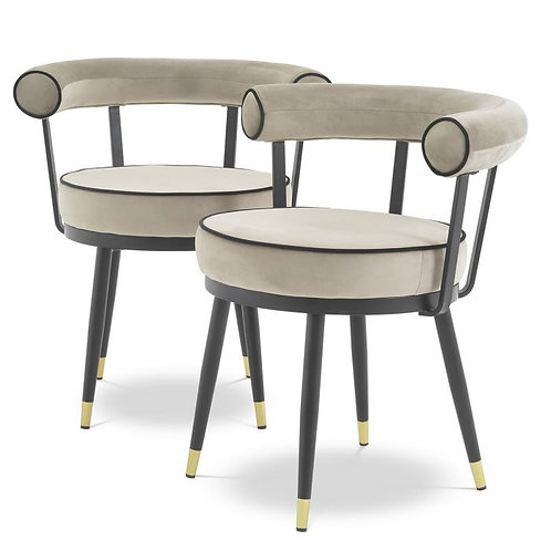 """Dining Chair """"VICO"""" Set of 2"""