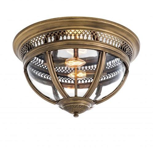 Ceiling Lamp Residential Brass