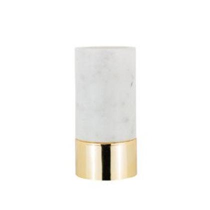"Kerzenhalter ""Jeorge"" marble small"