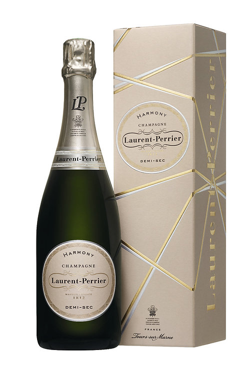 Champagne Laurent-Perrier demi-sec - Harmony