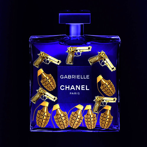 FLACON BOMBE CHANEL - Limited Edition