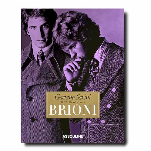 Assouline Buch Brioni