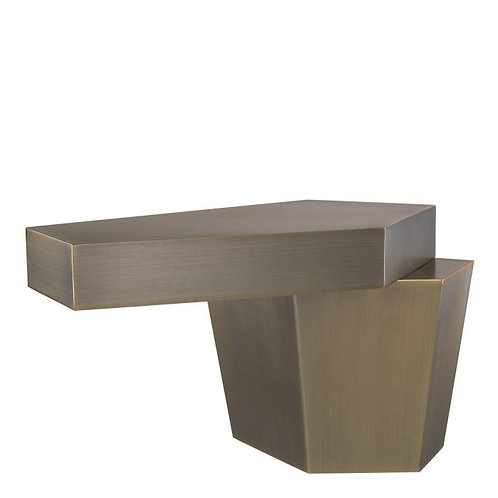 Coffee table CALABASAS brass low