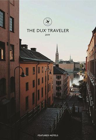 The DUX Traveler Duxiana Zürich Schweiz