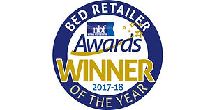 Awards Winner 2018 Hypnosbeds