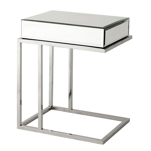 Side Table BEVERLY HILLS high