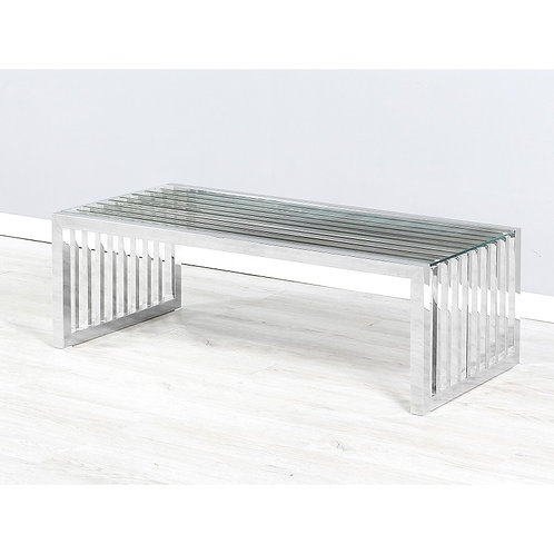 """Slatted Couchtable """"BRANDY"""""""
