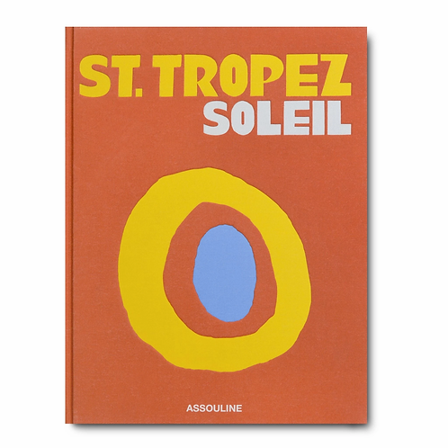 Assouline Buch St.Tropez Soleil
