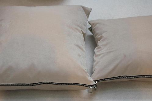 """Cushion """"KARL ZIP"""" Large"""