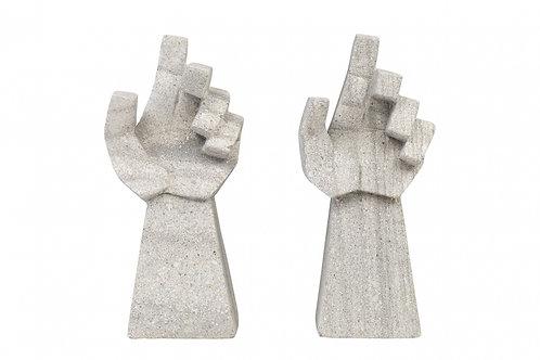 Stone Hand VERSUS