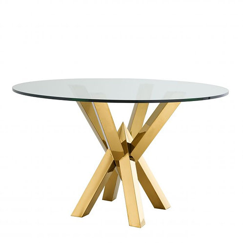 Dining Table TRIUMPH Gold