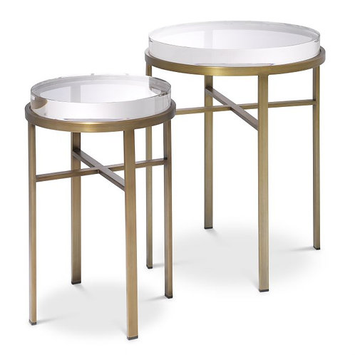 Side Table ''HOXTON'' set of 2