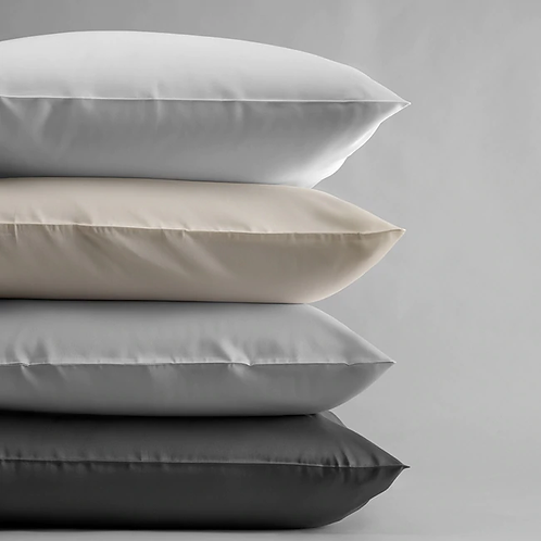Satin-Kissenbezug / Pillow Cover