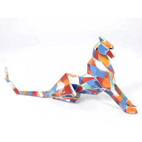 """Relaxing Panther """"RAINBOW"""""""