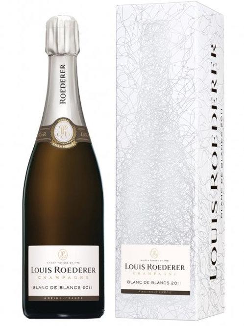 Louis Roederer Champagne Brut Blanc de Blanc