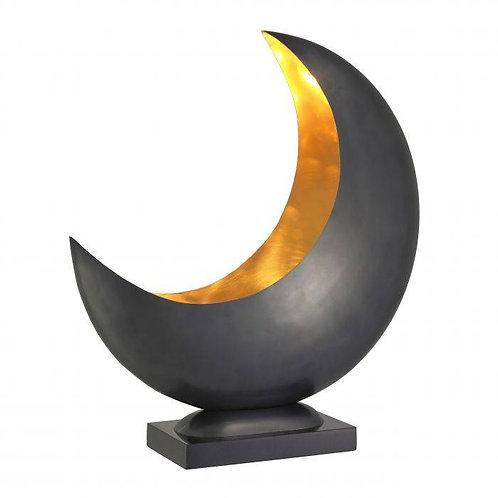 "Table Lamp ""HALF MOON"""