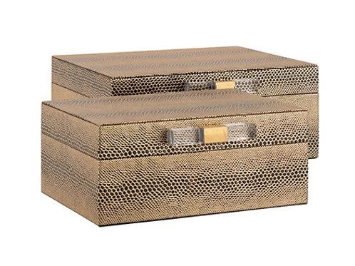 Juwellery Box Serpiente Medium
