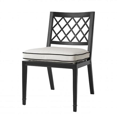 Dining Chair Paladium Black