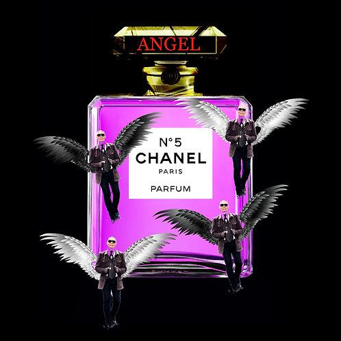 FLACON ANGEL CHANEL - Limited Edition