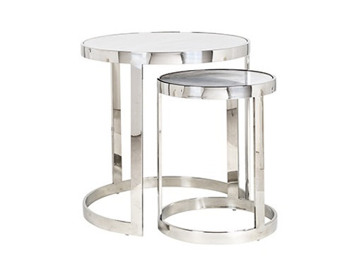 "Sidetable ""PANCHO"" Set of 2"