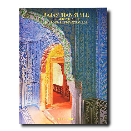 Rajasthan Style Assouline
