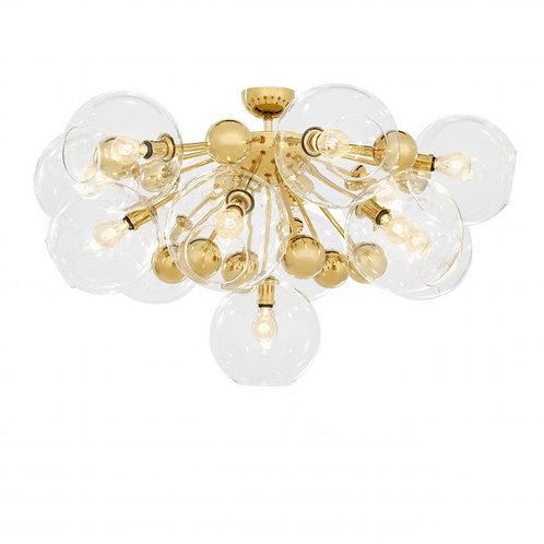 Ceiling Lamp Soleil Gold