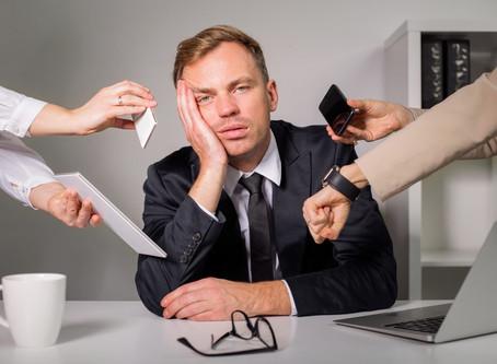 Как перестать работать за подчиненных и начать зарабатывать?