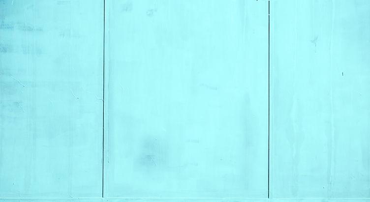 Turquoise Paneelwand