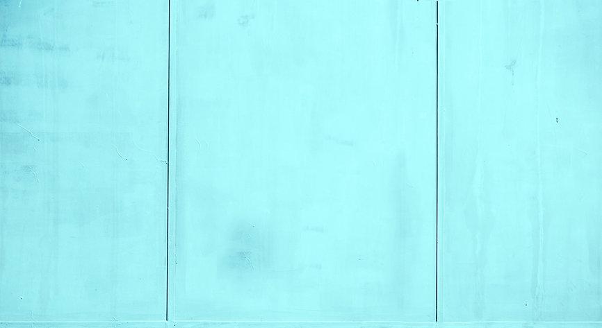 Turquoise lambrissé mur