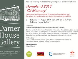 Homeland 2018'Of Memory'