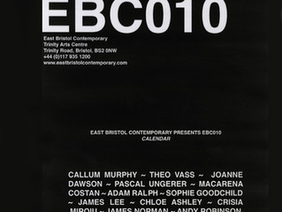 EBC 010 at East Bristol Contemporary.