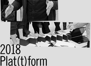 2018 Plat(t)form