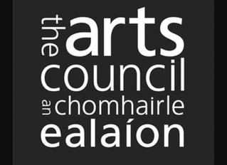 ARTS COUNCIL Travel & Training Award