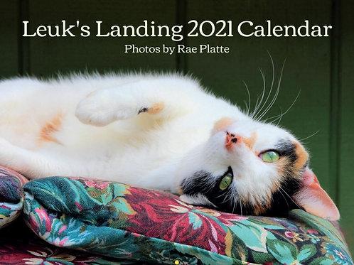 Leuk's Landing 2021 Calendar