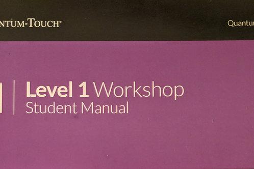 Quantum Touch Level 1 Workshop