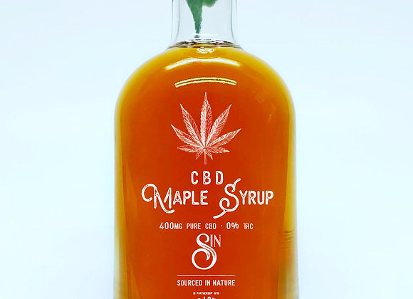 CBD Maple Syrup (375 mL/12.4 oz)