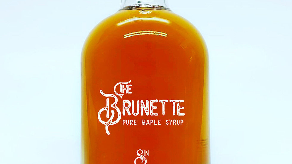 Brunette Maple Syrup (375 mL/12.4 oz)