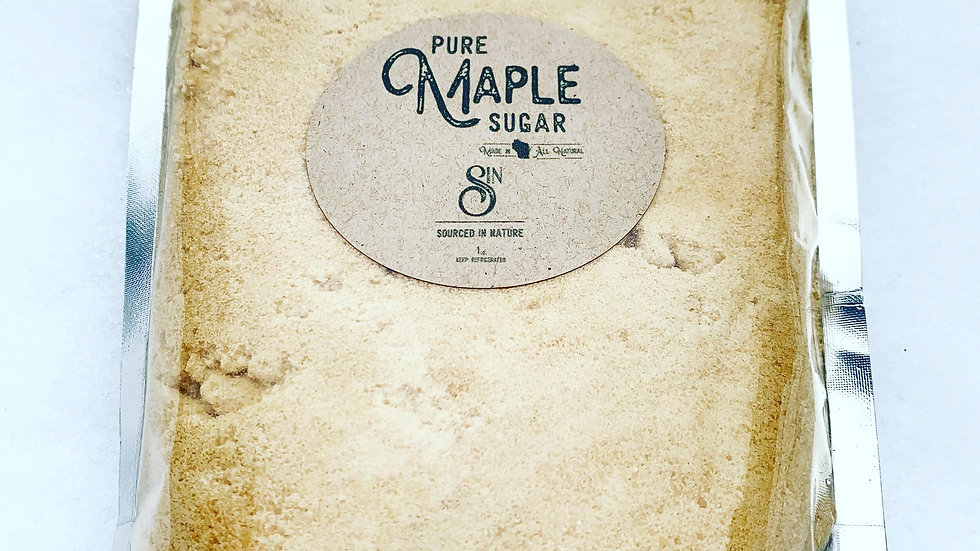 Pure Maple Sugar (1 pound)
