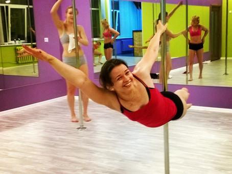 Расписание тренировок в школе танцев на Белградской