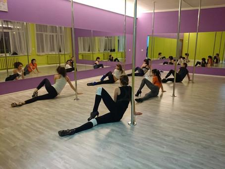 Расписание тренировок в студии танцев Birdy Купчино